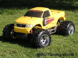 4x 16 Monster Truck Reifen für FG Beetle 16