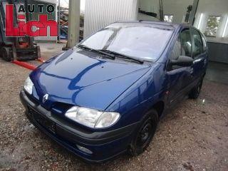 Renault Megane Scenic I BJ98 Widerstand Gebläse Lüfter 73417312
