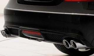 BRABUS Sportauspuff Endschalldämpfer für Mercedes Benz CLS C218 350