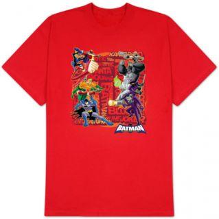 Batman Good vs. Bad T shirts