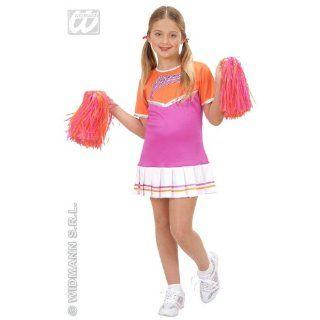 Set Kleine Cheerleader, orange/pink, Größe 158 Spielzeug