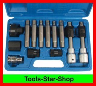 Lichtmaschinen Ausbau Werkzeug Set fuer Bosch VW Seat BMW Ford Audi