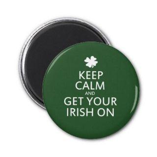 St Patricks day Parody Fridge Magnets