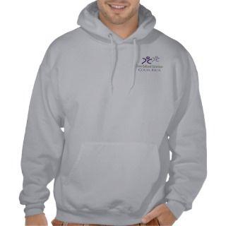CCS Costa Rica Hooded Sweatshirt   Grey