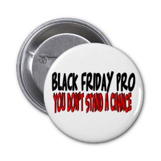 Black Friday Pro Pin