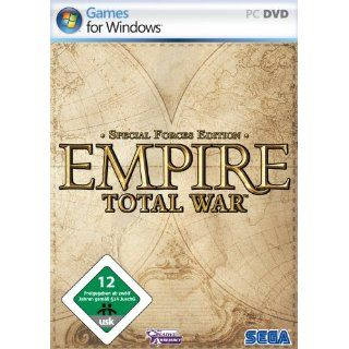 Empire: Total War   Special Forces (exklusiv bei ): Pc:
