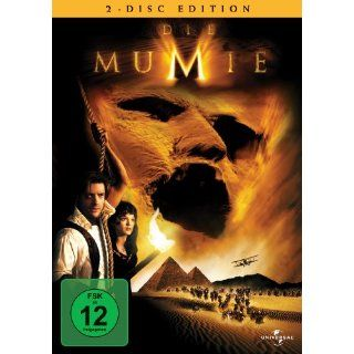 Die Mumie [Special Edition] [2 DVDs] Brendan Fraser, John