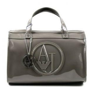 Armani Jeans   Bowling Bag / Handtasche Grau, 05229 RJ 2T