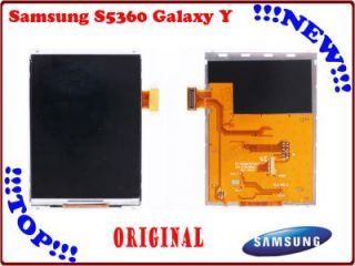 Samsung Galaxy Y S5360 S 5360 LCD Display Screen Touch Front