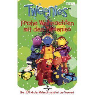 Tweenies   Frohe Weihnachten mit den Tweenies [VHS]: VHS