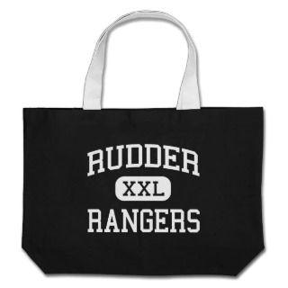 Rudder   Rangers   High School   Bryan Texas Bag