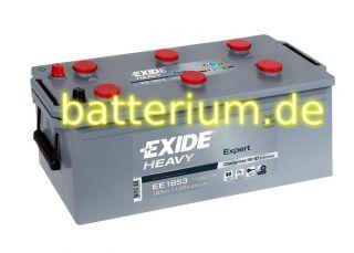 Exide Heavy Expert EE2253 225Ah LKW NKW Bus Batterie