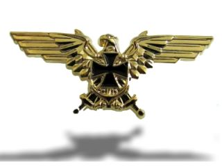 PIN Reichsadler Gold mit EK   Chopper biker Kutte + NEU NEU **** P 251