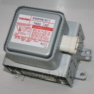 Toshiba 2M253K (SJ) MAGNETRON MIKROWELLE MICROWAVE