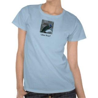 Like this? Peacock Design top Tee Shirt