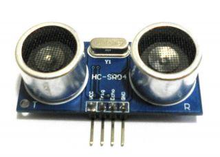 Arduino Ultrasonic module HC SR04 distance measuring transducer