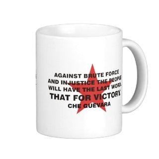 Che Guevara Products! Mug