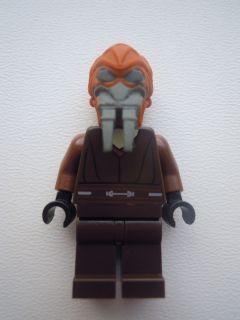 Plo Koon Jedi   NEU   unbespielt   Star Wars Figur   7676 8093