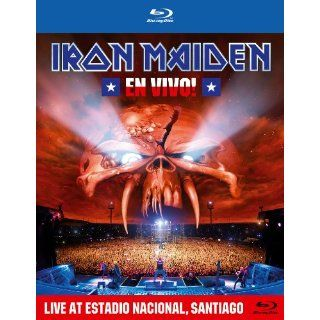 Iron Maiden   En Vivo! Live in Santiago de Chile [Blu ray] (2012) In