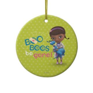Doc McStuffins and Stuffy   Boo Boos Be Gone Ornament