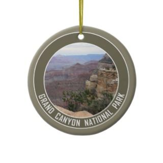 Grand Canyon National Park Souvenir Christmas Ornament