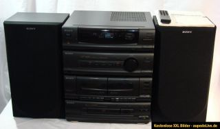 HiFi Power Compact Stereo Anlage SONY LBT N200