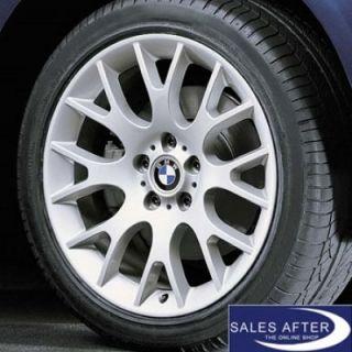 BMW 19 Zoll Radsatz X3 E83 Kreuzspeiche 145 235 45 255 40 R19 Sommer
