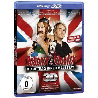 Wickie auf großer Fahrt in 3D   Premium Edition + DVD 3D Blu ray