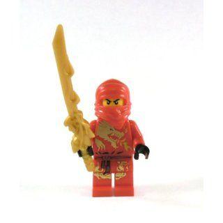 Stück LEGO NINJAGO Figur Kai DX mit Schwert (Katana).