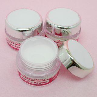 Clear Color Premier Acrylic Powder Nail Art Use #272