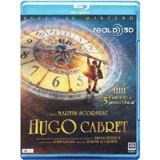 Hugo Cabret [Blu ray]: Ben Kingsley, Sacha Baron Cohen, Asa