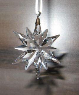 Swarovski 1092039 Christmas Set Ornament 2011 3 teiligesSET 1092037
