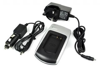 Pack NB 7L Battery Pack For Canon G10 G11 G12 SX30IS + Charger in