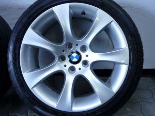 ORIGINAL BMW STERNSPEICHE Styling 124 5er E60 E61 245/40 18 275/35 18