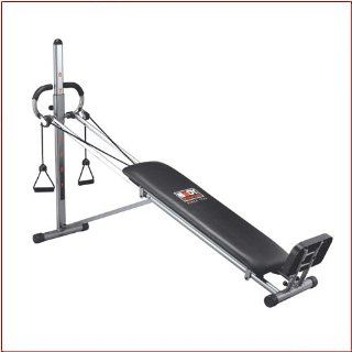 BODY SCULPTURE BSB 1700 Trainingsbank Bauchtrainer Total Gym