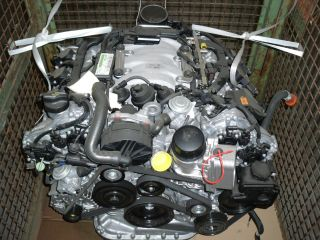 Benz Motor Benzin M 272 965 200 kW 272 PS Euro 4 Norm V6 Saugmotor