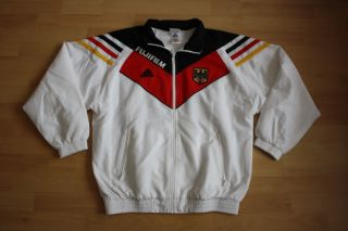 Adidas Deutschland Olympia Trikot Jacke Trainingsjacke Windbreaker D5