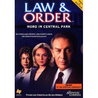 Law & Order   Mord im Centralpark Games