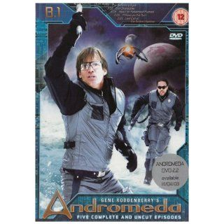 Andromeda [UK Import] ~ Kevin Sorbo, Lisa Ryder, Lexa Doig und Gordon