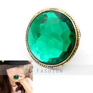 Ring Stein Style Ringe Retro Gravur Damen Fingerring NEU 102 0184
