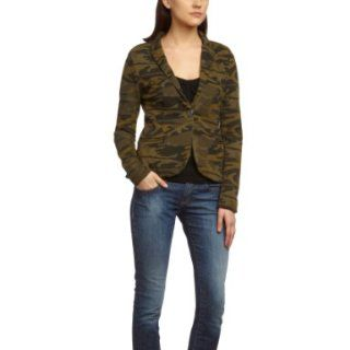 OBJECT COLLECTORS ITEM Damen Blazer 23013921 KAY X ARMY SWEAT BLAZER