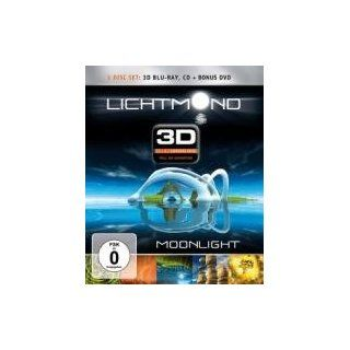 Lichtmond 3D Blu Ray Set Special Edition + DVD + CD Blu ray Limited
