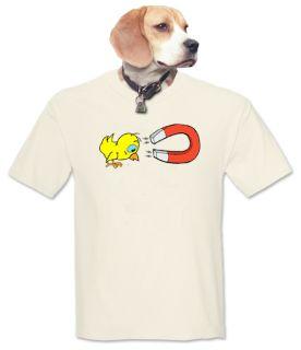 Funny Chick Magnet Mens T Shirt S M L XL XXL XXXL NEW