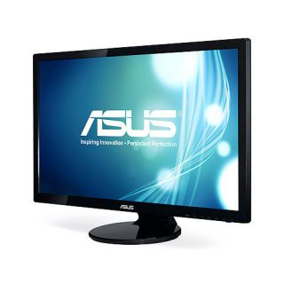 ASUS 68 6cm 27 Zoll TFT LCD Monitor Display VGA DVI Full HD 2ms Spiele