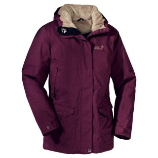 Hill Down Parka Women dark berry M Daunenparka eUVP 279,95€