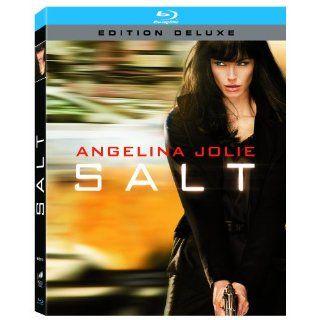 Salt [Blu ray] [FR Import] Angelina Jolie, Liev Schreiber