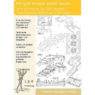 Minigolf Anlage selber bauen 195 Patente zeigen wie es geht!