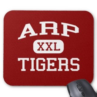 Arp   Tigers   Arp High School   Arp Texas Mouse Mat