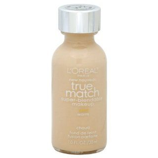 Oreal Paris True Match Super Blendable Liquid Makeup, Light Ivory (2