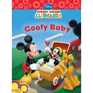Mickey Mouse Clubhouse Goofy Baby (Disney Mickey Mouse Clubhouse